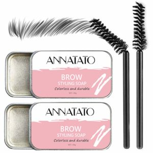 Eyebrow Soap Kit, Brows Styling Soap for perfect eyebrows